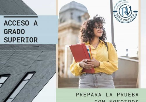Preparar prueba acceso grado superior Zaragoza